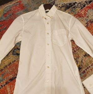 Banana Republic Tech Stretch Cotton Dress Shirt